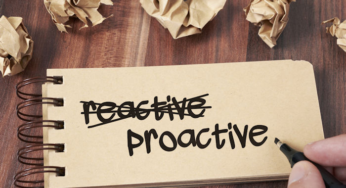 Sign reading proactive
