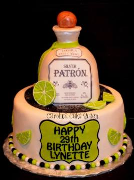 Patron Tequila Birthday 2014