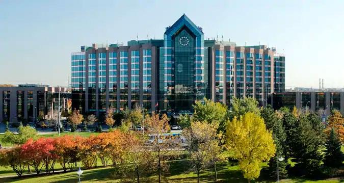Hilton Suites Markham