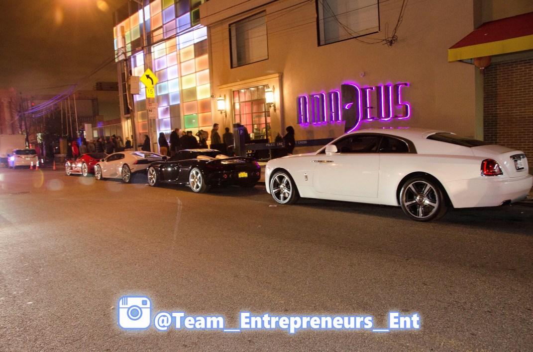 club amadeus building