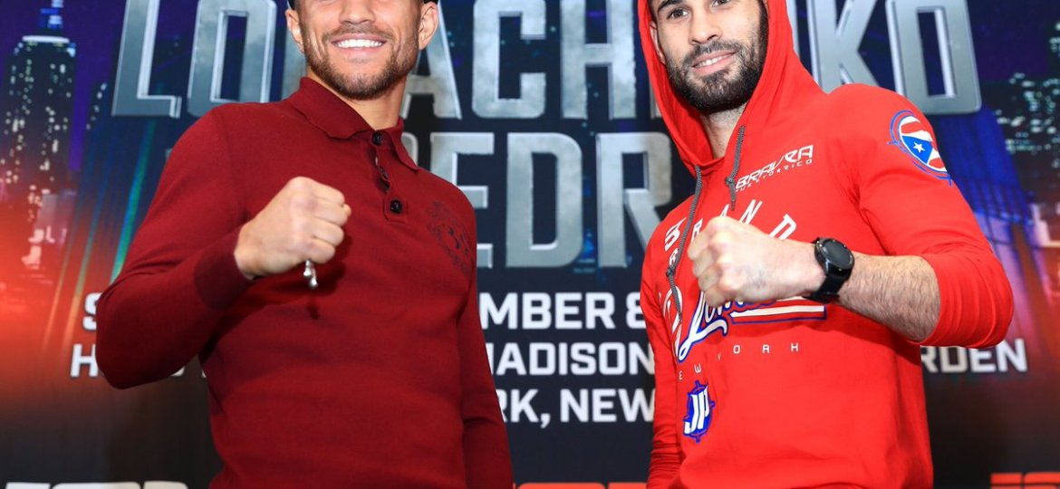 Lomachenko Unifies Titles, Dogboe Upset by Navarrete