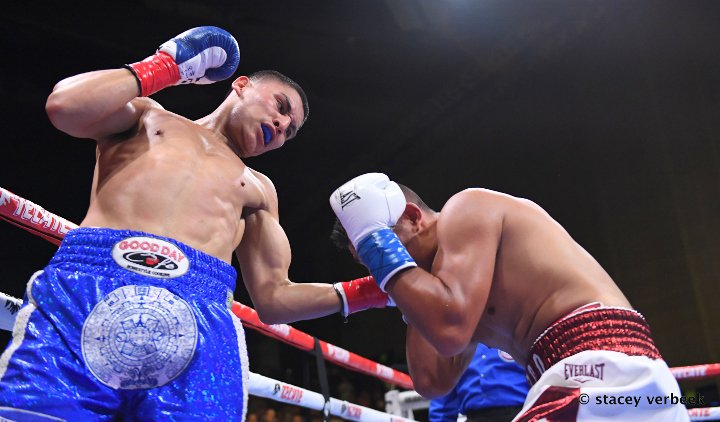 Vergil Ortiz Rolls Over Orozco, Robeisy Ramirez Upset in Debut