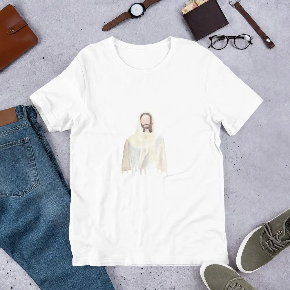Unisex T-Shirt: He Is With Us