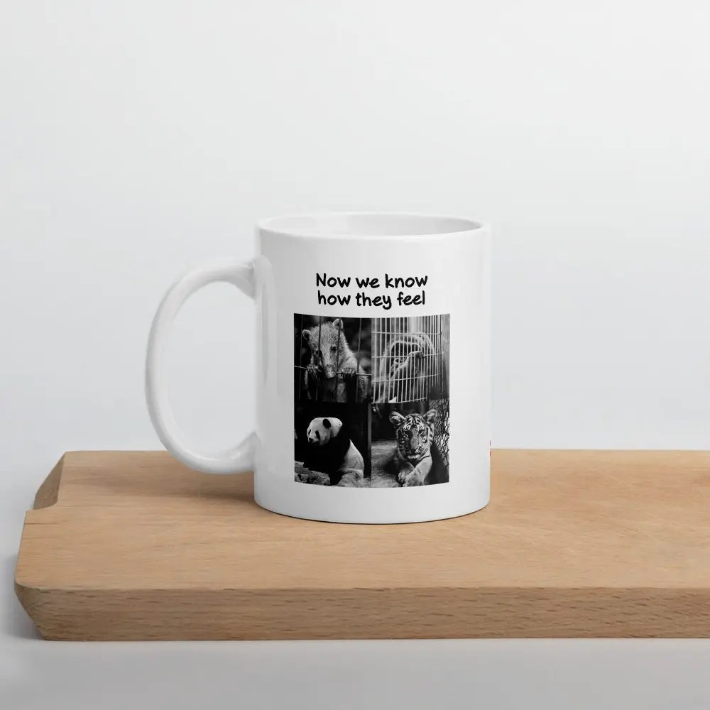 Mug: Now We Know How They Feel
