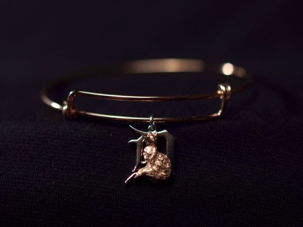 Lucky Fox Golden Bracelet