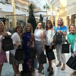 2017 david yurman and team fox detroit guests with yurman bags