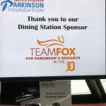 2017 michigan parkinsons moon river cruise team fox banner