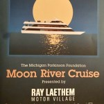 2017 michigan parkinsons moon river cruise banner