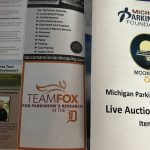 2017 michigan parkinsons moon river cruise team fox advertisement