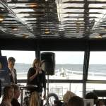 2017 michigan parkinsons moon river cruise guest speaker with water background