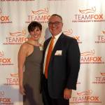 team fox 2018 mvp event donna and mike