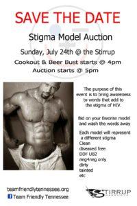model auction black man - Copy