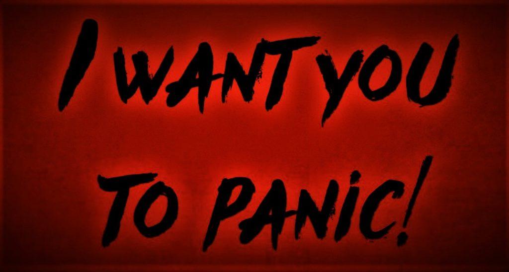 Dojo1 I want to panic