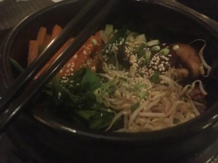 Vegetarian Bibimbap