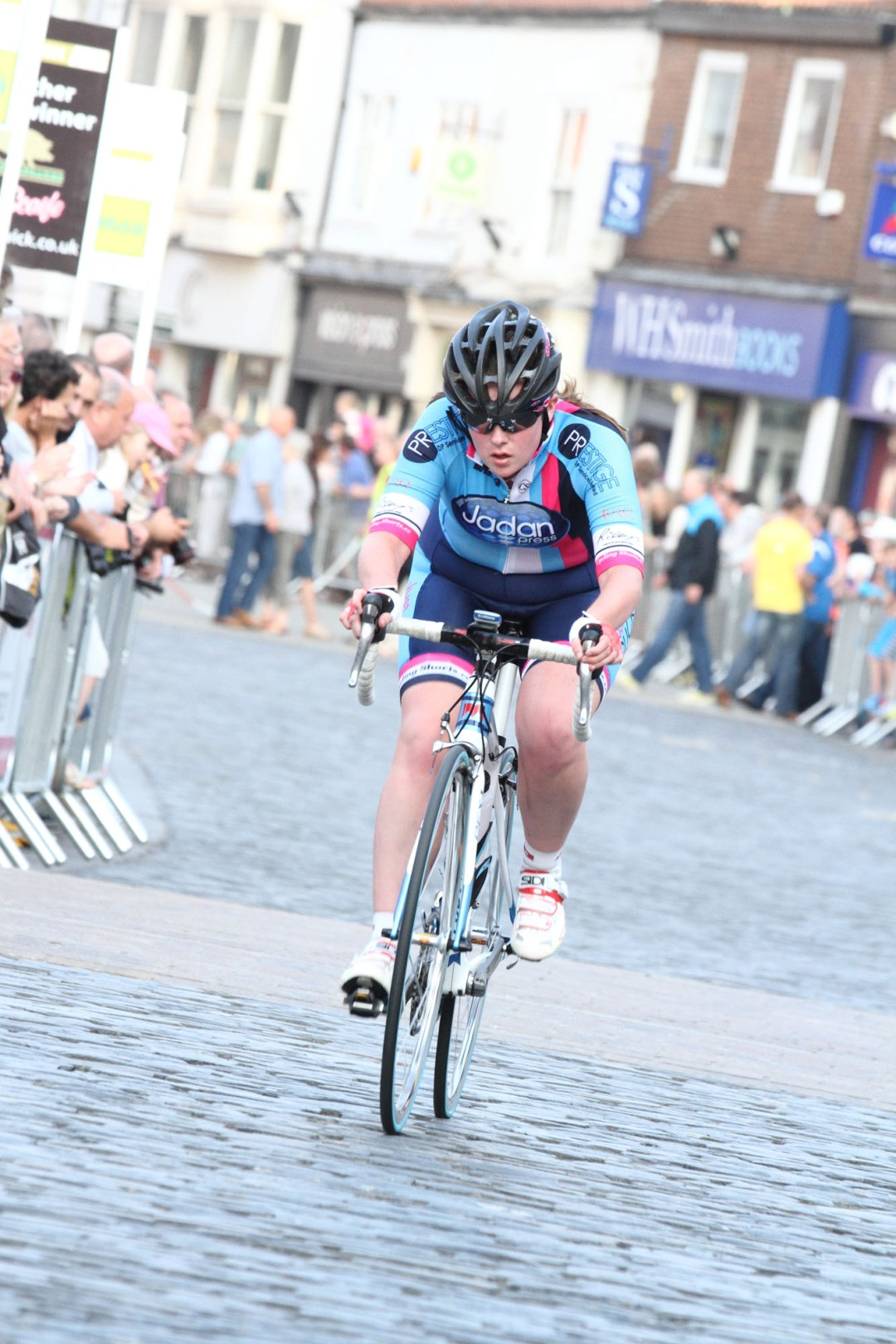 Jadan Press Women's Circuit Race 2014 | Beverley Town Centre