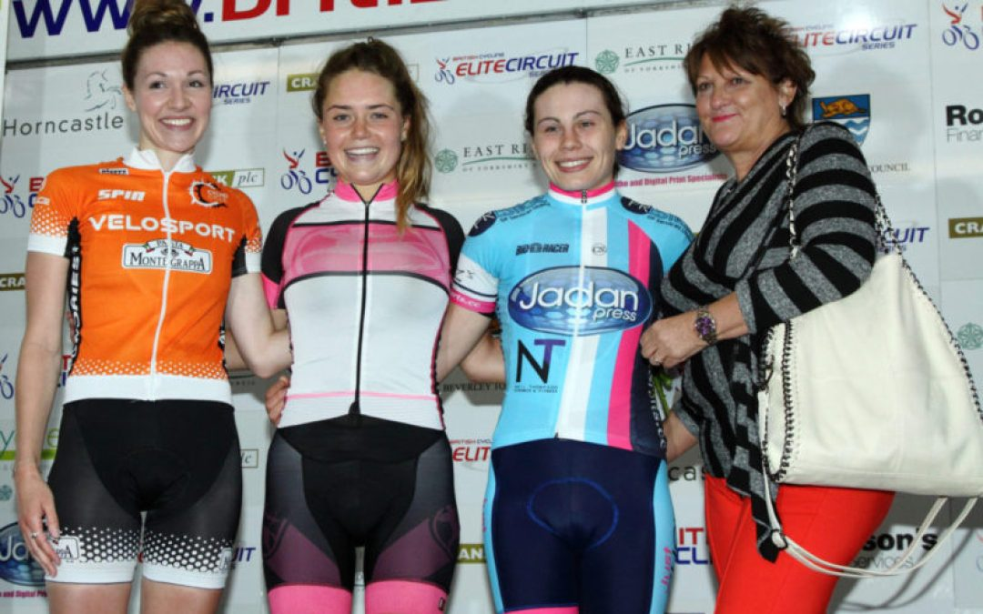 CyclingShorts.cc Race Report & Gallery for Jadan Press Women's Circuit Race 2015