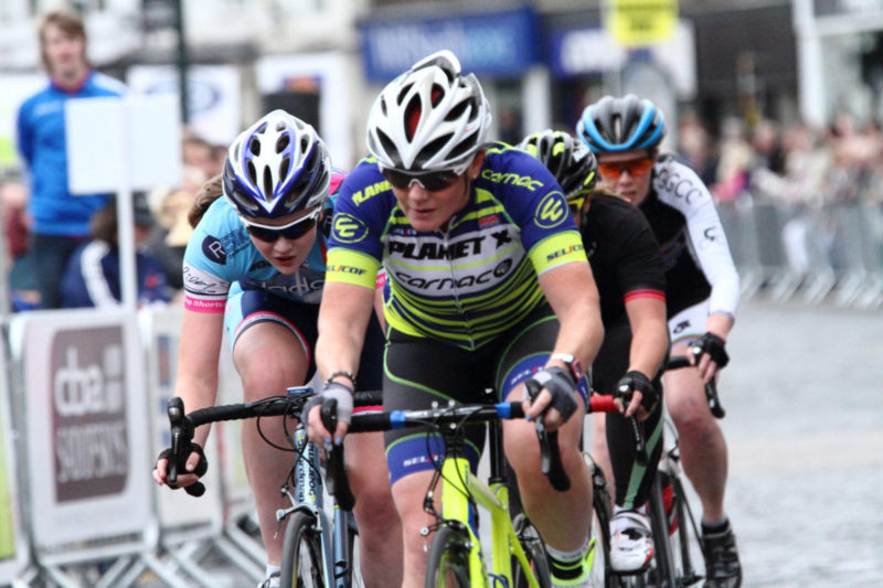 Jadan Press Women's Circuit Race 2015 | Beverley Town Centre