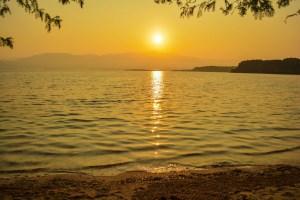 Magalawa Island Ruiz Resort, sun rise ph