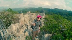 masungi georeserve climb, blog