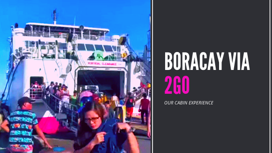 boracay via 2go ship