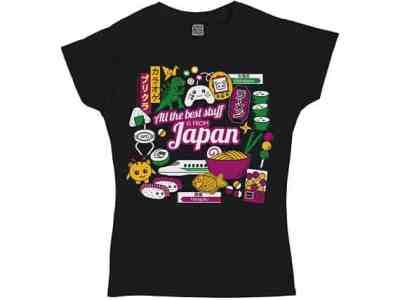 best stuff from Japan t shirt