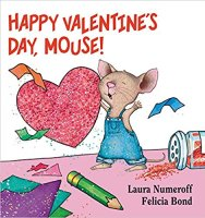 Cover for Happy Valentine's Day, Mouse Book