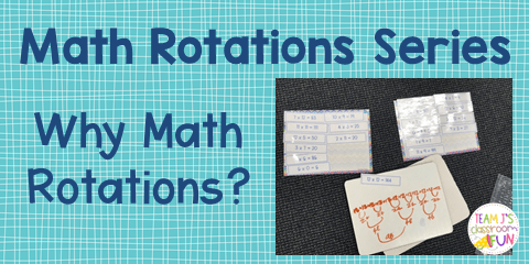 Blog header for Why Math Rotations