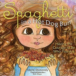 Picture of the cover for the book Spaghetti in a Hot Dog Bun