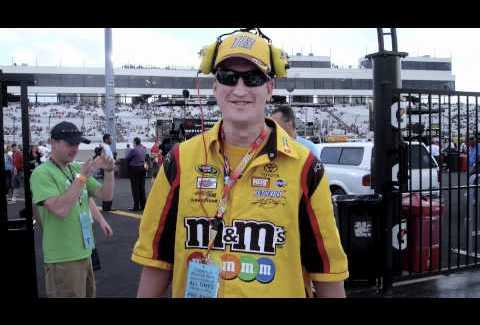 Jimmy Joe's NASCAR Update Crown Royal 400 '11 Recap 2