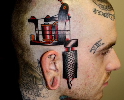 machine head stupid bad tattoo worst fail