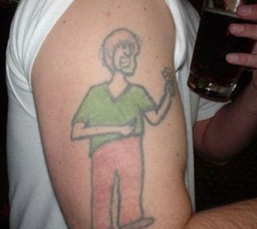 Bad Tattoos: 15 More of the Ugliest Worst 1