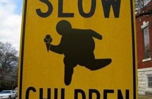 Slow Children – Funny Pics & Memes Hilarious & Weird