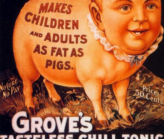 Grove's Chill Tonic – Strange Weird Vintage Products & Ads