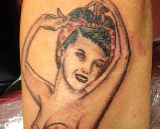 Beautiful Hands – The Worst Bad Tattoos, The Ugliest Regrets, too.