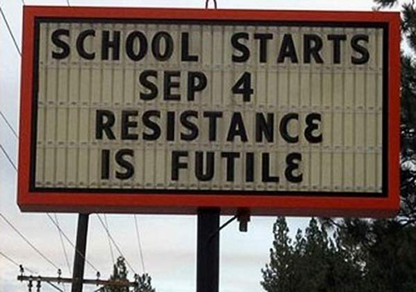 Back to School Time: Parents Rejoice! 1