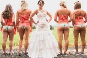 14 Funny Wedding Photos of Ceremonial Madness