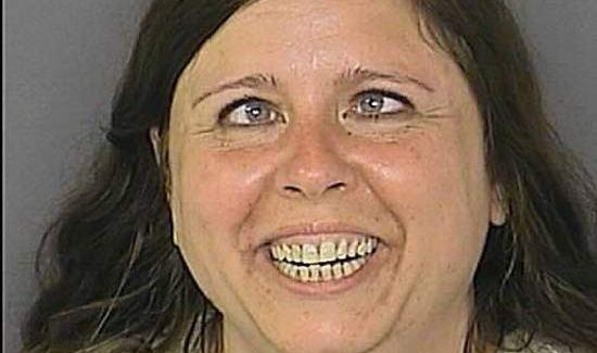Crosseyed Woman ~ 27 Crazy Funny Mugshots ~