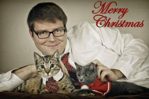 27 Funny & Awkward Family Christmas Photos
