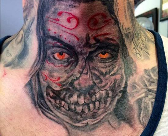 Monster Neck ~ 15 of the Worst Tattoos