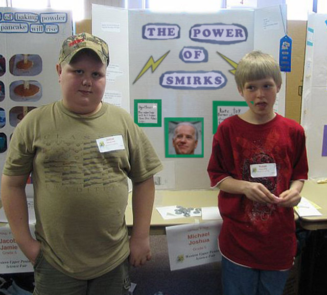 27 Funny Science Fairs with Projects that Rock! ~ The Power of Smirks Elementary School