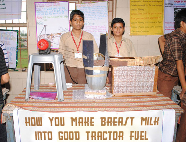 27 Funny Science Fairs with Projects that Rock!