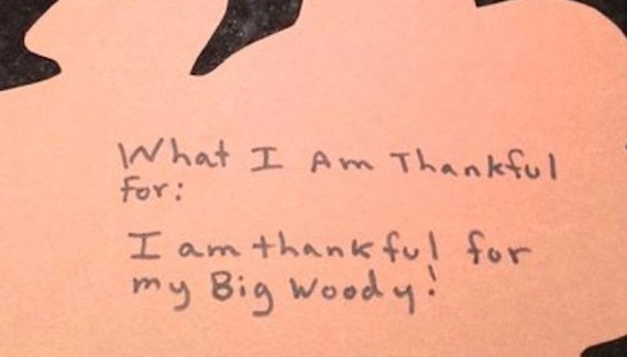 17 Weird & Crazy Reasons to be Thankful on Thanksgiving