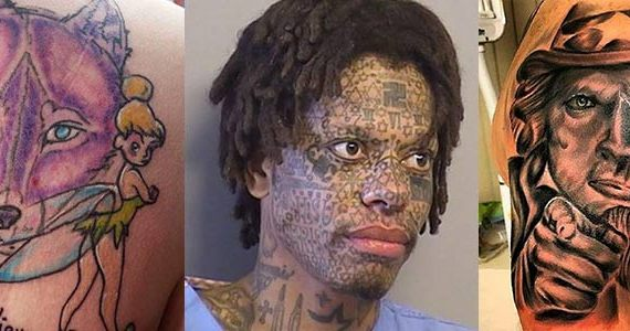 17 of the Worst Bad Tattoos That Define Fail 2