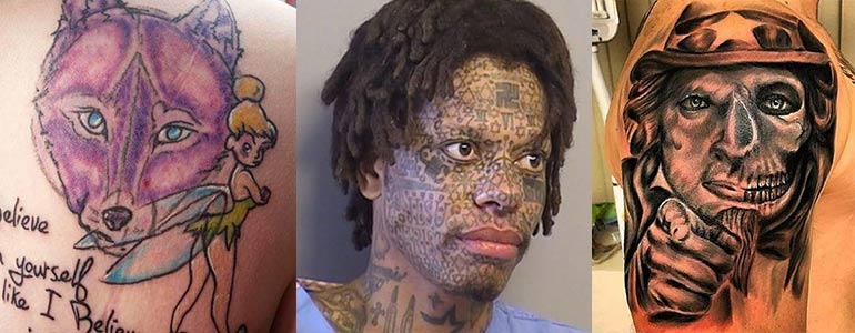 17 of the Worst Bad Tattoos That Define Fail 1