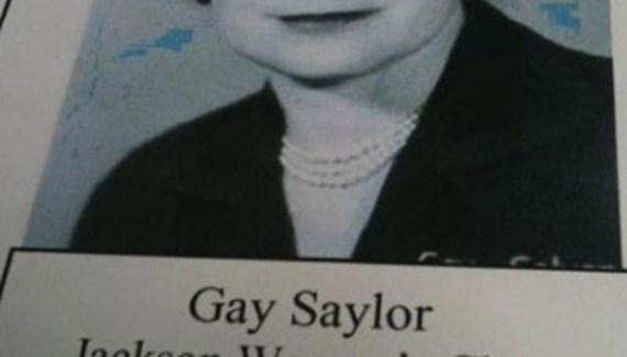 27 Funny Names of Real People ~ Gay Saylor