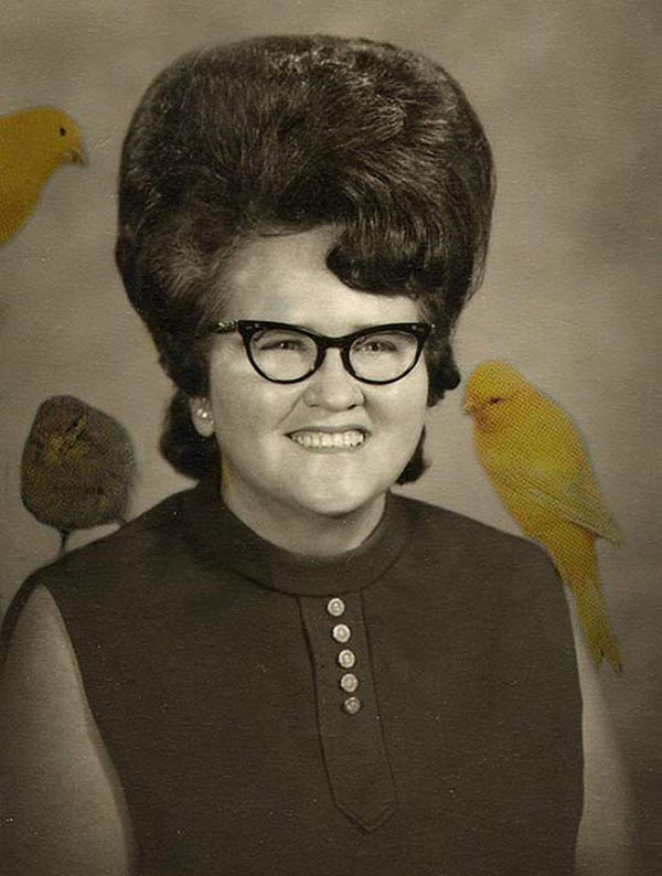 Pretty Bird Carol ~ 33 Awkward Funny Family Photos