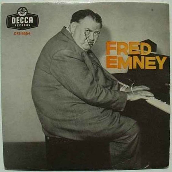 It's always a party at Fred's house ~~ worst bad album covers ~ fred emend