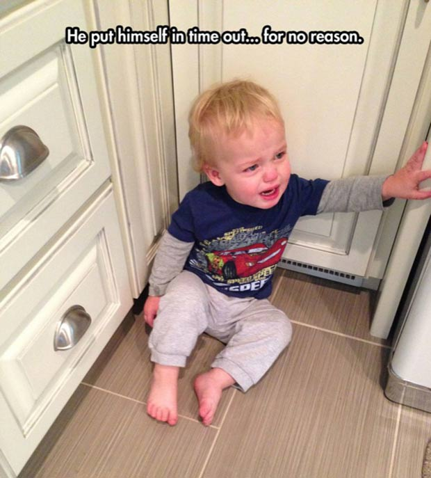 Any parent will understand... Kids crying for the craziest reasons