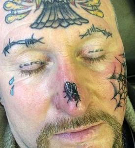 23 Bad Tattoos: More of the Worst in Horrible