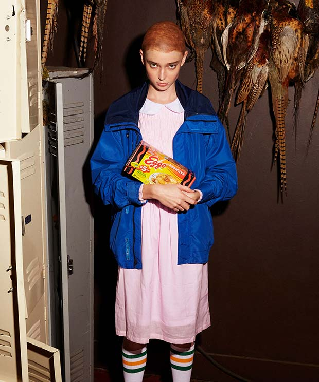 Eleven from Stranger Things ~ Best Halloween Costumes